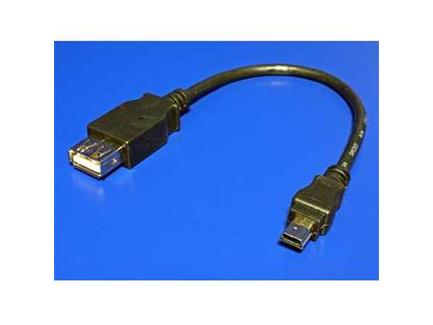 Kábel USB - miniUSB