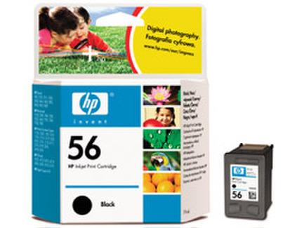 HP 56 black