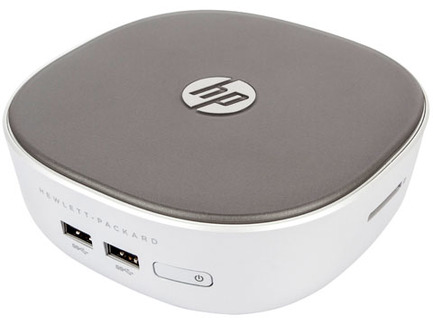 HP Pavilion Mini 300-130nj - Intel Core i3 5005U Broadwell 2.0 GHz / 4096 MB / 1 TB HDD / Intel HD Graphics / Windows 10 Home