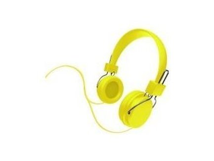iHip DJ Style Moveable Round DJZ16 Yellow
