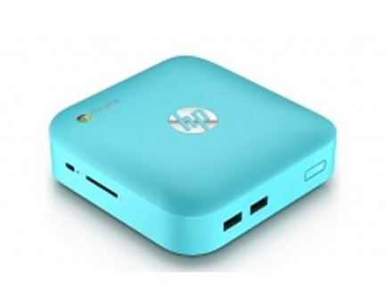 HP Chromebox PC CB1-025na Blue