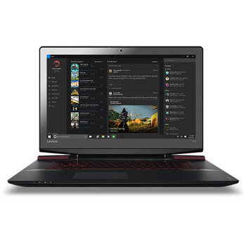 """Lenovo Lenovo IdeaPad Y700-17ISK - Intel Core i5 6300HQ 2.3 GHz / 4096 MB / 128 GB SSD / 500 GB HDD / nVidia GeForce GTX 960M / 17.3"""" 1920x1080 / Windows 10"""