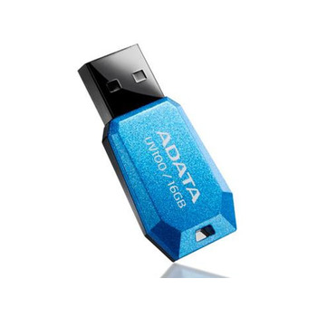 A-Data 16 GB . USB kľúč . ADATA DashDrive™ Classic UV100 USB 2.0, modrý
