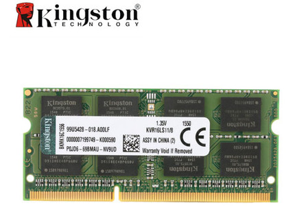 SODIMM DDR3L 8GB 1600MHz CL11 1.35V KINGSTON ValueRAM