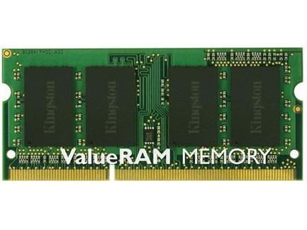 Kingston 4GB, DDR3, 1333MHz, SODIMM, CL9