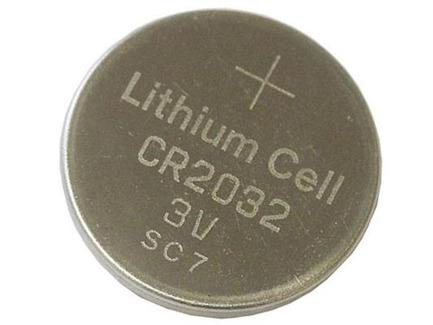 Bateria lithiova 3V CR2032