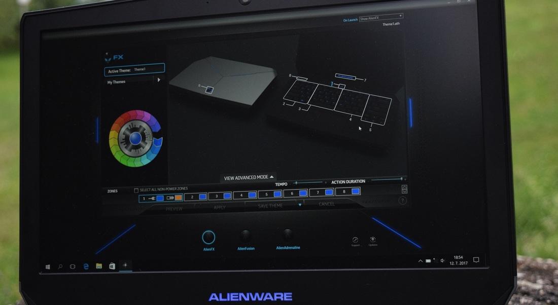 RECENZIA: Dell Alienware 13 R2