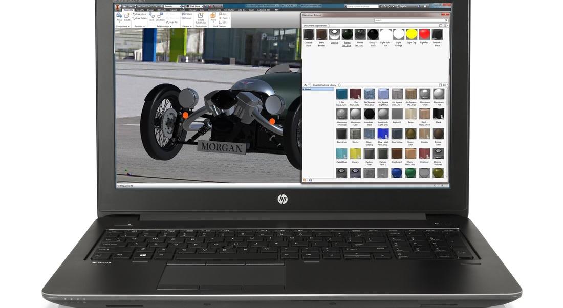 Recenzia: HP ZBook 15 G4