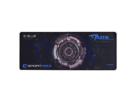 Podložka pod myš, Gaming XL, herná, čierno-modrá, 80x30cm, E-Blue