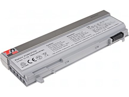 Baterie T6 power Dell Latitude E6400, E6500, 7800mAh