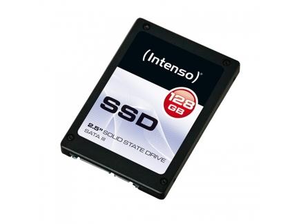 """INTENSO TOP Int. Disk SSD 128GB/2,5""""/SATA3/7mm Bulk"""