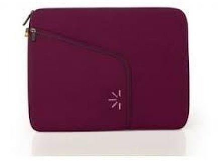 Neoprénové puzdro na Apple MacBook 17 (vínová)