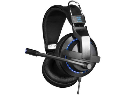 E-Blue, Cobra X 951, herné slúchadlá s mikrofónom, čierna, 3.5 mm jack