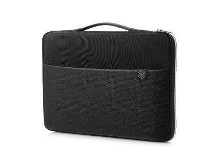 HP 17 Carry Sleeve Black/Silver - BAG