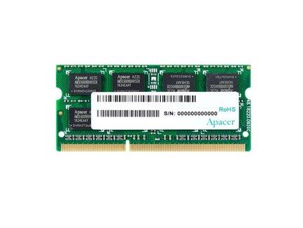 Apacer DDR3 8GB 1600MHz CL11 SODIMM 1.5V