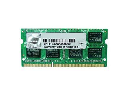 G.Skill DDR3L 8GB 1600MHz CL11 SO-DIMM 1.35V