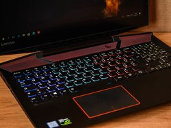 Recenzia: Herný notebook aj pre náročných - Lenovo Y720-15IKB