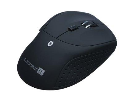 CONNECT IT BT laserová myš MB2000 CI-201 čierna