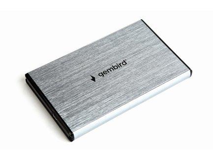 Gembird externy USB 3.0 case pre 2.5 SATA Hlinik - sedy