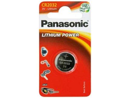 Panasonic Lithium Power gombíková batéria CR2032, 1 ks, Blister
