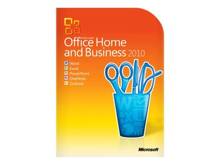 Inštalácia Microsoft Office 2010 Home and Business for Refurbished PC