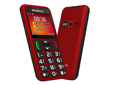 Mobiola MB700, Červená