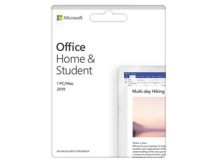 Microsoft Office 2019 Home Student