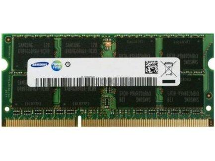 Samsung 8GB DDR3 - 1600 SODIMM PC3L-12800S Dual Rank x8 Module