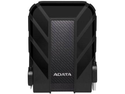 ADATA HD710P externý HDD 2TB 2.5'' USB 3.1, čierny, vodeodolný a nárazu odolný