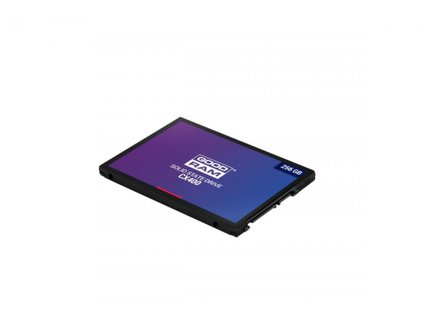 GOODRAM SSD CX400 256GB, SATA III 7mm, 2,5""