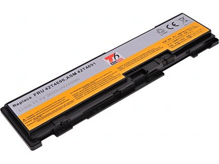 Bateria T6 power Lenovo ThinkPad T400s serie, 3600mAh