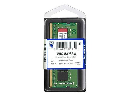Kingston DDR4 8 GB 2400MHz . SODIMM CL17